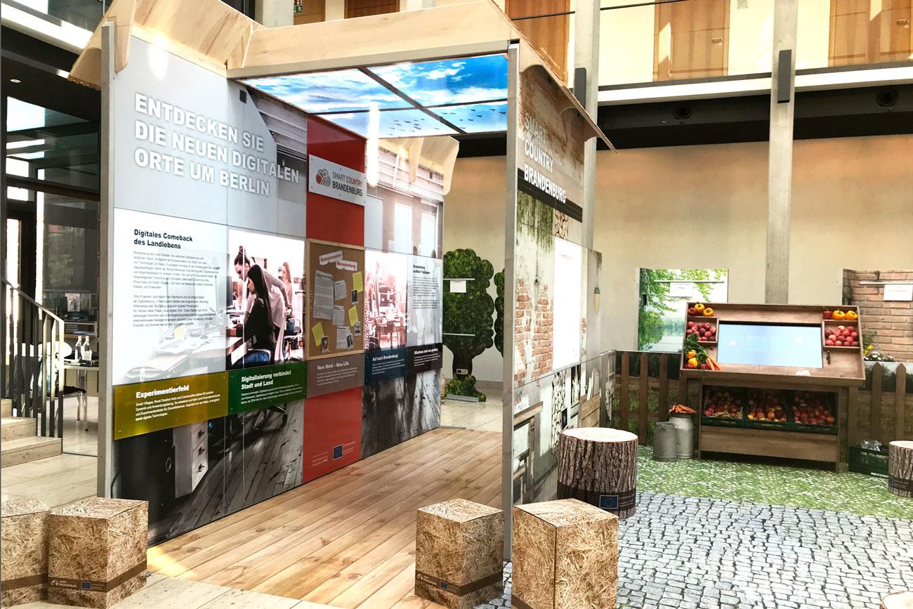Ausstellungsgestaltung-Smart-Country-Brandenburg