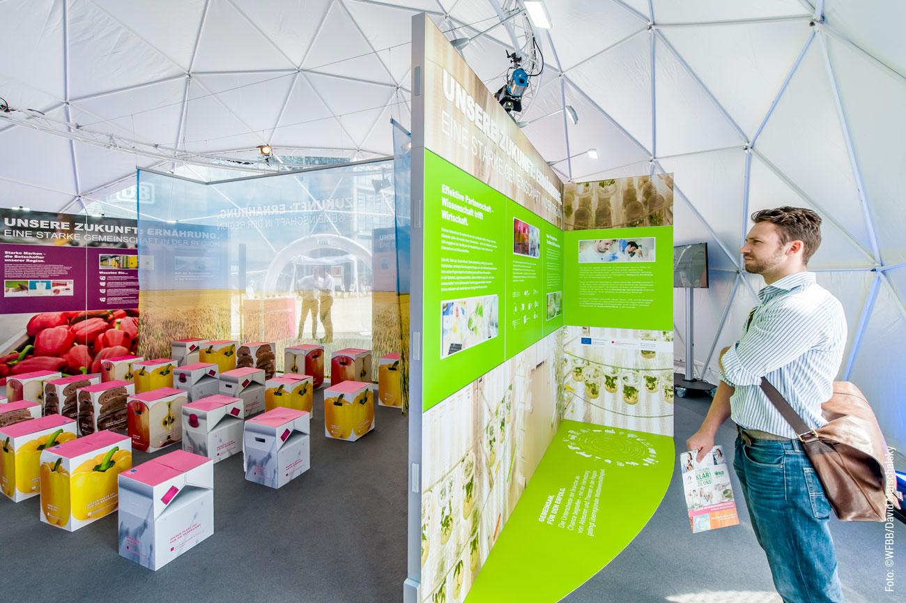Ausstellungsflächen gestalten und planen vogelhaus büro für gestaltung